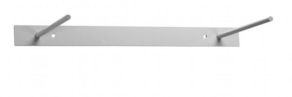 Wandaufhängung Metall Silber