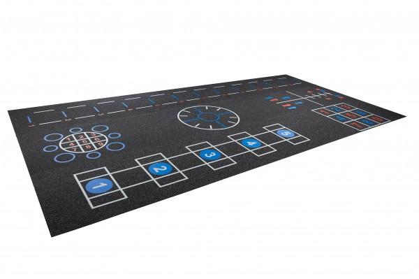 Rubber Flooring ProFuTra