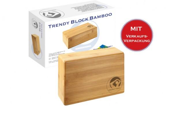 Trendy Block Bamboo