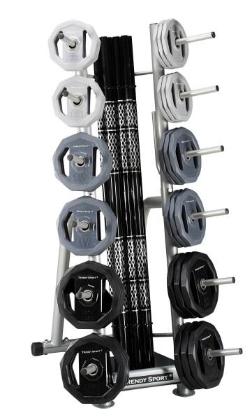Premium Pump Set Rack